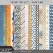 Organized Mess- Papers Kit