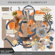 Organized Mess- Elements Kit