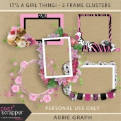It's A Girl Thing! Frame Clusters