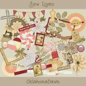 Sew Loved Kit- Elements