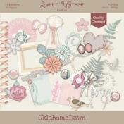 Sweet Victorian- Elements