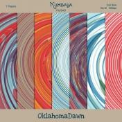 Kumbaya- Swirl Paper Kit