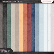 Winter Day Paper - Solids