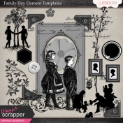 Family Day Element Templates