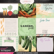 Garden Tales- Journal Cards