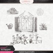 Garden Tales- Stamps