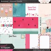 June Good Life- Summer Journal Cards