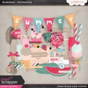June Good Life- Summer Elements