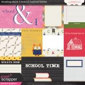 Heading Back 2 School- Journal Cards
