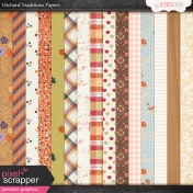 Orchard Traditions- Papers