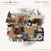 Warm n Woodsy Elements
