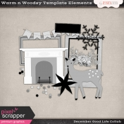 Warm n Woodsy Element Templates