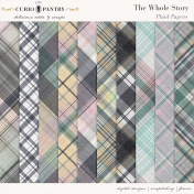 The Whole Story Plaid Papers