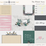 The Whole Story Journal Cards