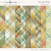 Into the Wild Plaid Papers