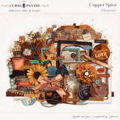 Copper Spice Elements