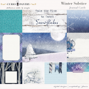 Winter Solstice Journal Cards