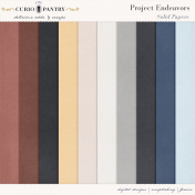 Project Endeavors Solid Papers