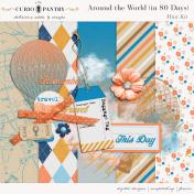 Around the World {In 80 Days} Mini