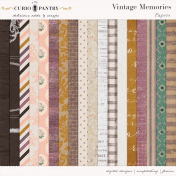 Vintage Memories: Genealogy Papers