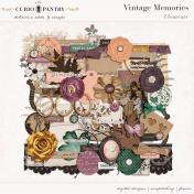 Vintage Memories: Genealogy Elements