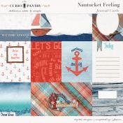 Nantucket Feeling Journal Cards