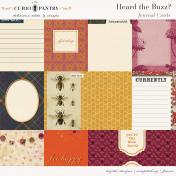 Heard the Buzz? Journal Cards