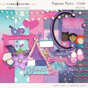 Pajama Party- Girls