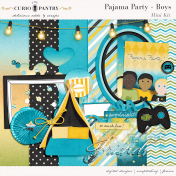 Pajama Party- Boys