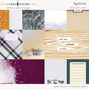 Apricity Journal Cards