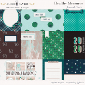 Healthy Measures Journal Cards