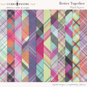 Better Together Plaid Papers