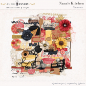 Nana's Kitchen Elements