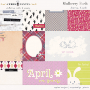 Mulberry Bush Journal Cards