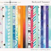 Backyard Summer Papers