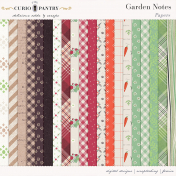 Garden Notes Papers