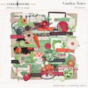 Garden Notes Elements