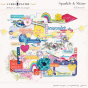 Sparkle and Shine Elements