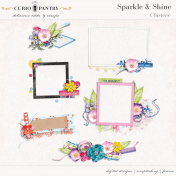 Sparkle and Shine Clusters