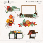 Camp Out: Lakeside Clusters