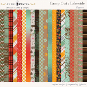Camp Out: Lakeside Papers