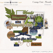 Camp Out: Woods Elements