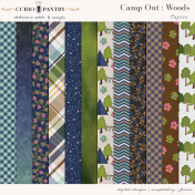 Camp Out: Woods Papers