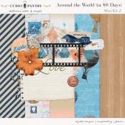 Around The World {In 80 Days} Mini Kit 2
