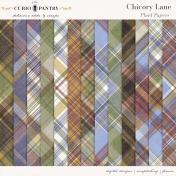Chicory Lane Plaid Papers