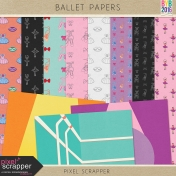 Ballet Papers Kit