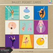 Ballet Pocket Cards Kit