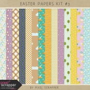 Easter Papers Kit #3