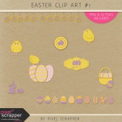 Easter Clip Art Kit #1
