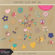 Easter Clip Art Kit #7